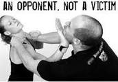 Self defence for beginer