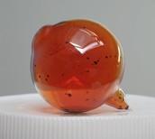 Glass Sphere of Bromine