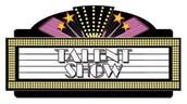 January 19 - Talent Show