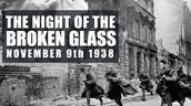 The Night Of Broken Glass WorldWar 2