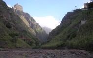 Ribeira Grande Mountains