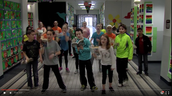 "Students Create Music Video Called ""Watch Me Read"""