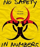 #9 - No Safety in Numbers - Dayna Lorentz