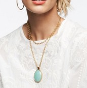 Sanibel reversible necklace $44