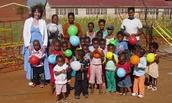 Duurzame kindertehuis