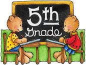 Fifth Graders should be in middle school in Pennridge School District.