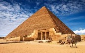 role of the Pyramids
