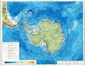 Антарктида-самая удаленная от всех населенных пунктов Земли точка.