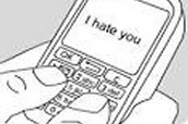 getting bullied on your phone
