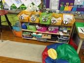 Mrs. Batchler's Math Workstation