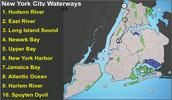 Waterways in New York