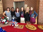 Thank you Mrs Lawson and Student Council