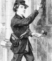 A Civil War Messenger