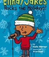 EllRay Jakes Rocks the Holiday by Sally Warner