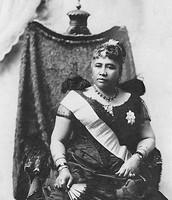 Queen Liliokalani