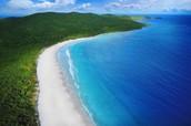 The Culebra Coastline