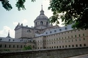 Back View of El Escorial