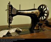 The Sewing Machine!