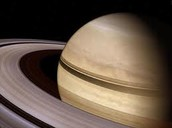 Second largest gas and solar system planet