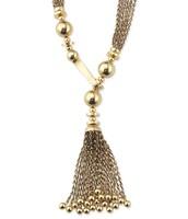 Bianca Tassle Necklace