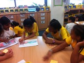 Reading our Writing