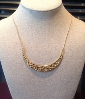 Avalon Crescent Necklace - Reg $42 SALE $20