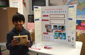 Science Fair Students Shine