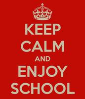 Enjoy School!