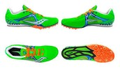 Saucony Track Spikes