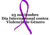 """""""DÍA CONTRA LA VIOLENCIA A LAS MUJERES"""""""