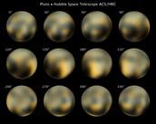 Pluto hubble space telescopes