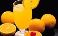 Un jus d'orange