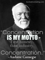 Do you know what Andrew Carnegie did?