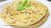 Aloo Paratha/Roti