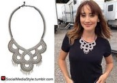 Tallulah Bib Statement Necklace $60