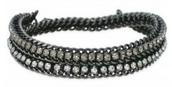 SOLD Hematite cupchain bracelet