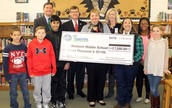 Belmont Middle School Awarded Grant