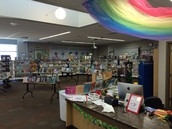 The Book Fair is Coming! (Great job Dawn and Jennifer)