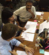 Administrators and Site Specialists study anchors