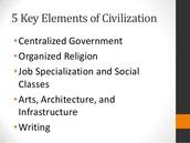 What Makes a Civilization?