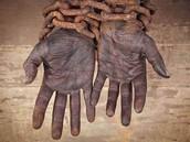 Captured slave