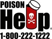 National Poison Control Center Hotline