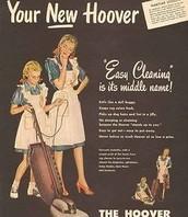 Luxury Item: Vacuum