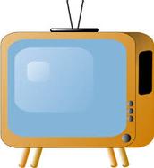 A mi me gusto mirar la televisión
