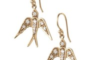 Soar earrings - NOW $20 (have three pairs)