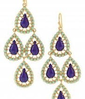 Seychelles Earrings - Blue