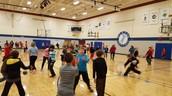 Indoor recess activity