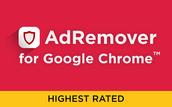 AdRemover for Google Chrome