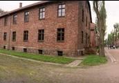 Barracks No. 6 Auschwitz.