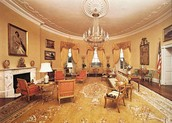 Yellow Oval Room